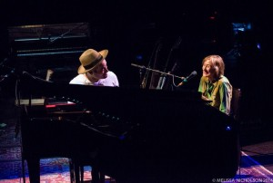 Ben Harper Ellen Harper - concerto Padova 2014