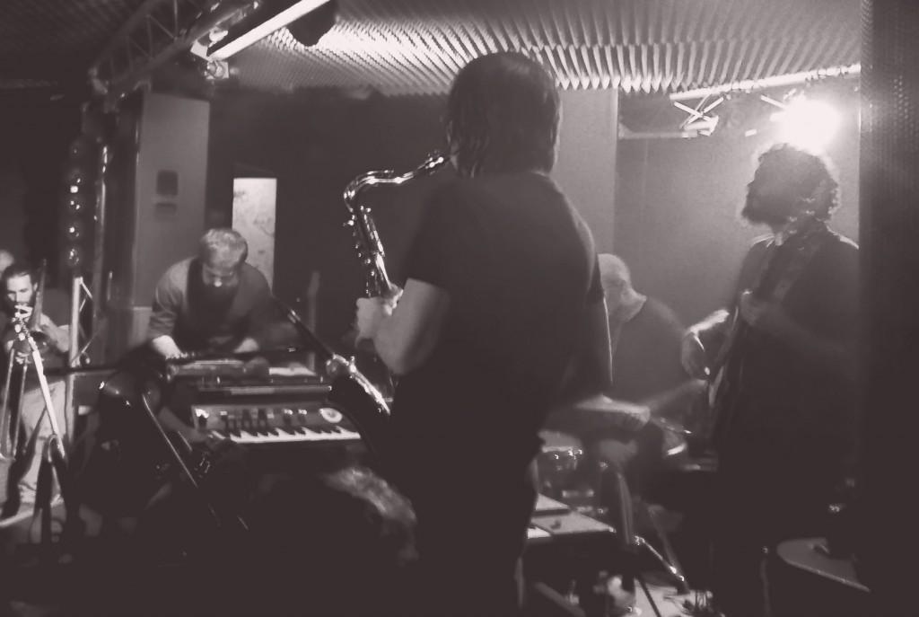 Calibro 35 live Vinile Rosà