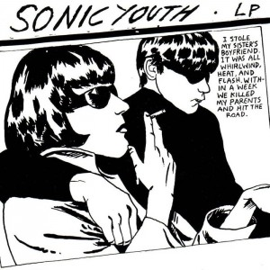 sonic youth goo copertina