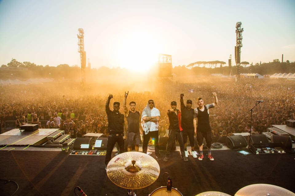prophets of rage firenze rocks