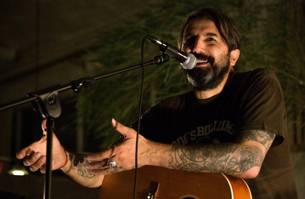 Omar Pedrini live