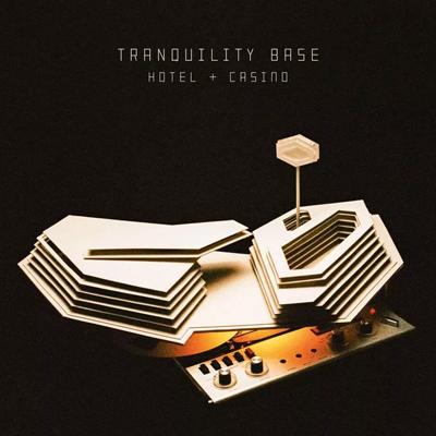 Arctic Monkey - Tranquillity Base