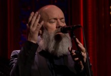michael stipe barba