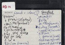Radiohead Minidisk Hacked