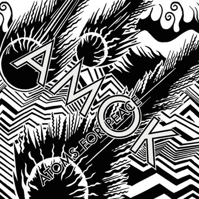 Atoms For Peace - Amok cover