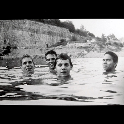 Slint - Spideland cover