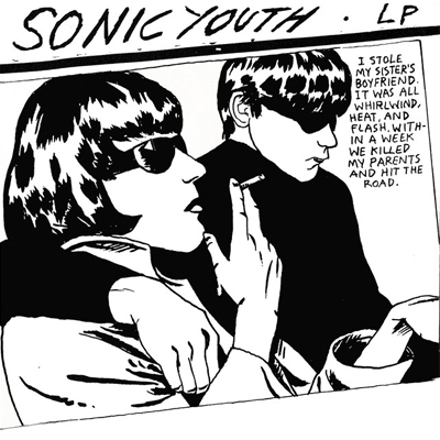 Sonic Youth - Goo cover