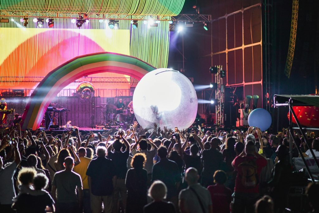 Flaming Lips Prato