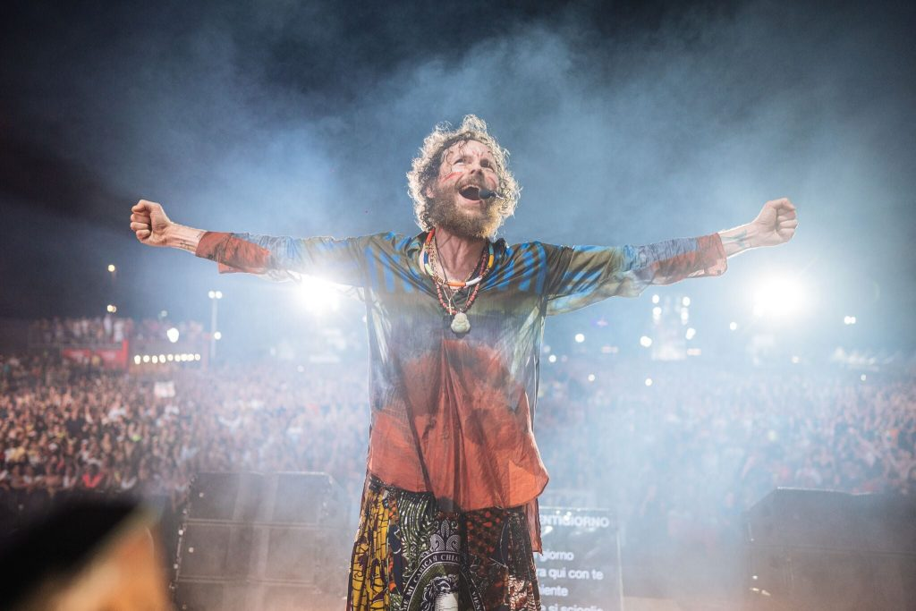 Jovanotti Jova Beach Party