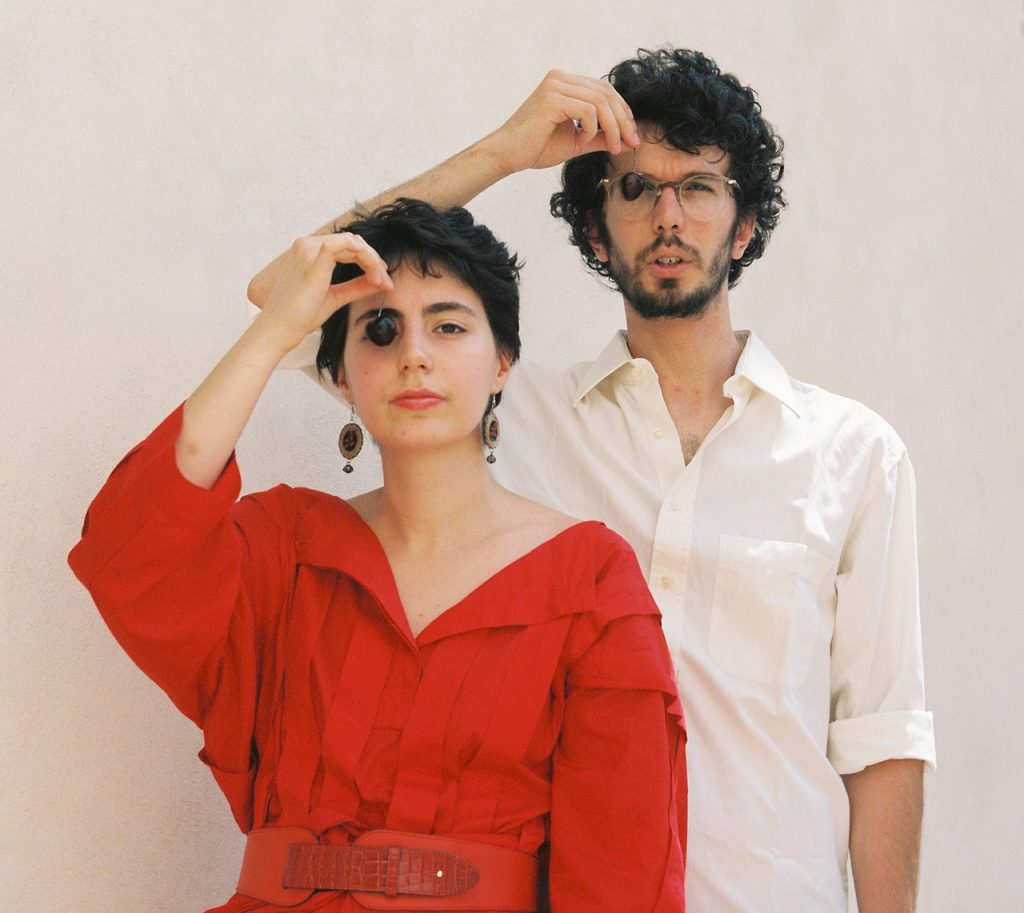 Queen Of Saba - Sara Santi e Lorenzo Battistel
